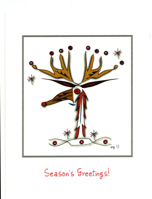 Rainboot - Holiday Card