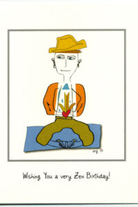 yoga birthday card Archives Curmudgeon Cards